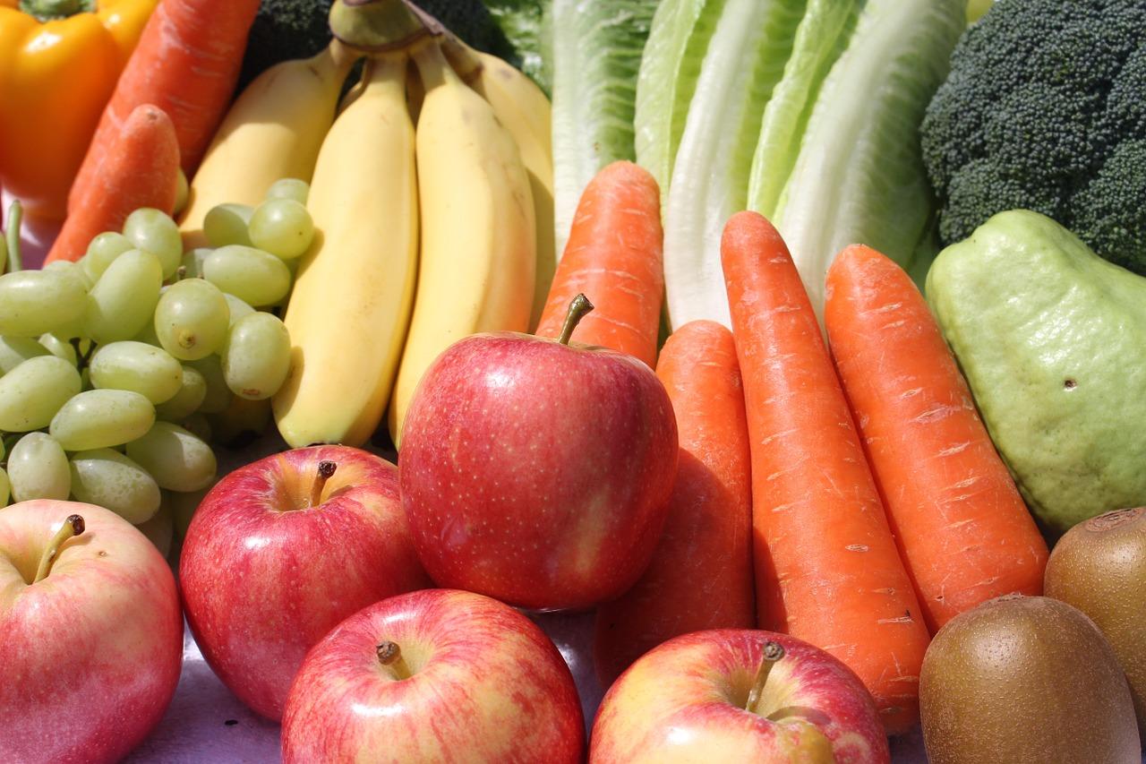 Bersih Ke Sayur dan Buah-buahan Lepas Basuh?