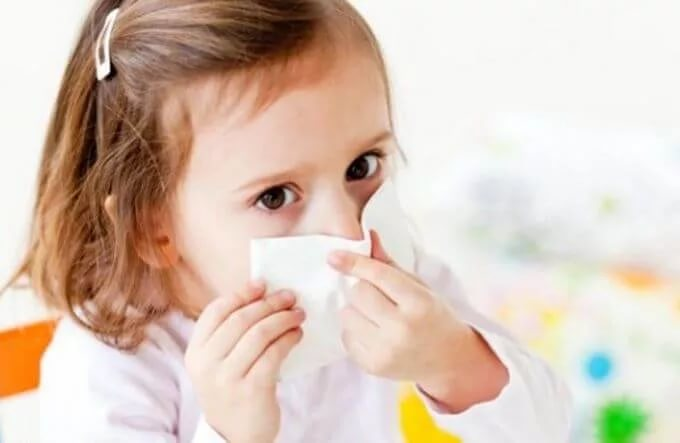 Antihistamin dan Kanak-kanak